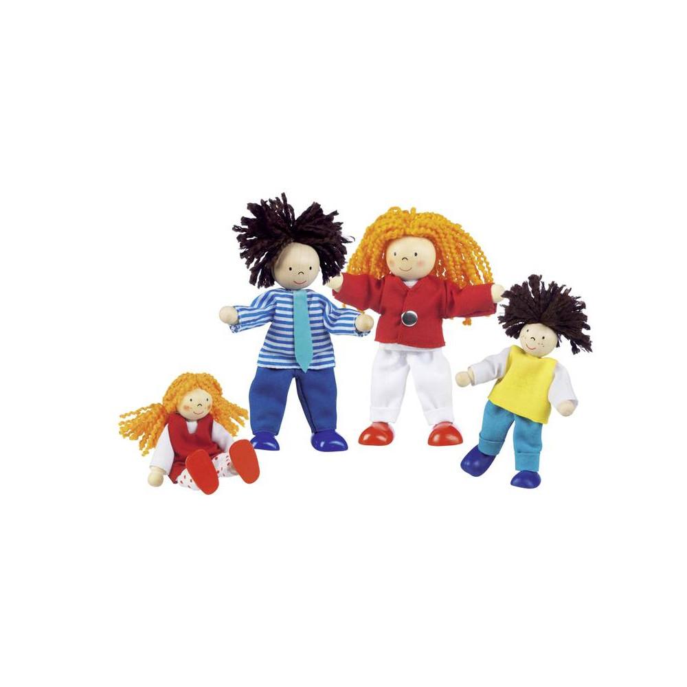 Goki poppenhuispopjes Lifestyle Familie
