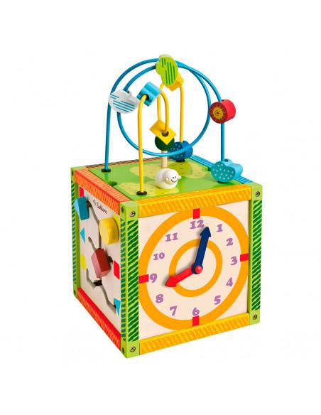 Eichhorn Houten Kleuren Speelbox