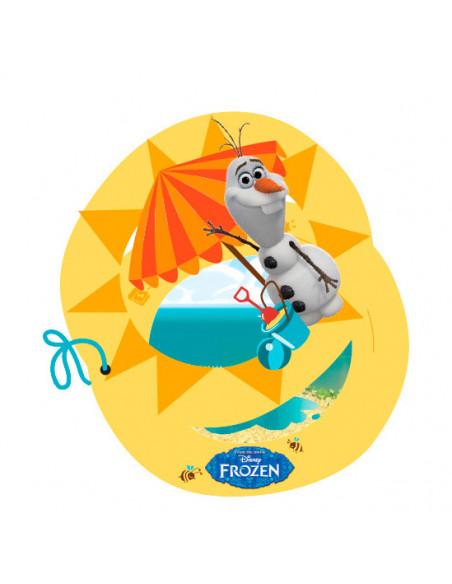 Disney Frozen Olaf Uitnodigingen 6 stuks