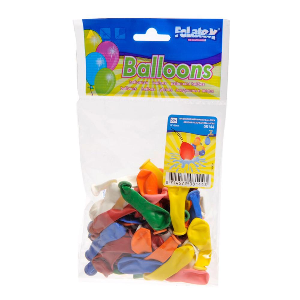 Folatex Waterballonnen, 50st. BT