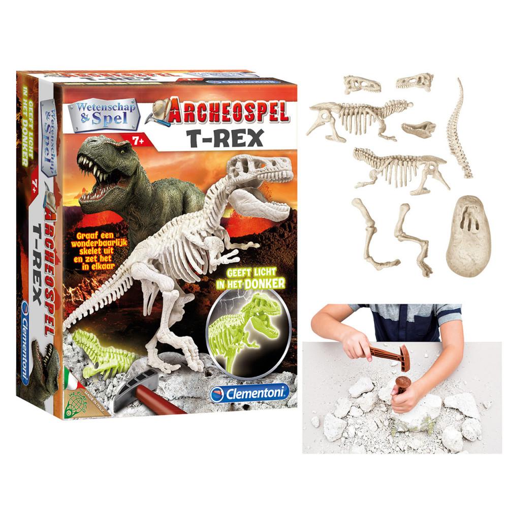 Wetenschap en Spel - T-Rex