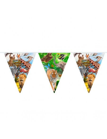 Safari Vlaggenlijn