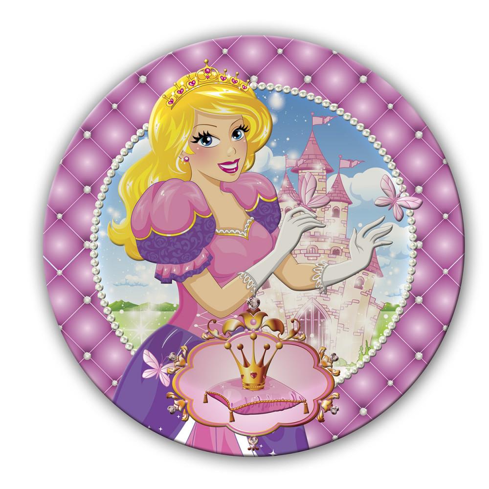 Prinses Bordjes, 6st.