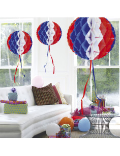 USA Party Honeycomb Bal