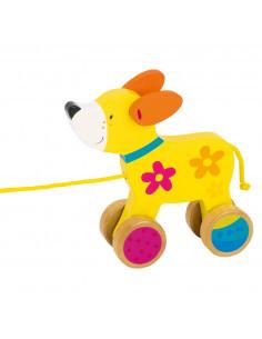 Susibelle Trekdier Hond