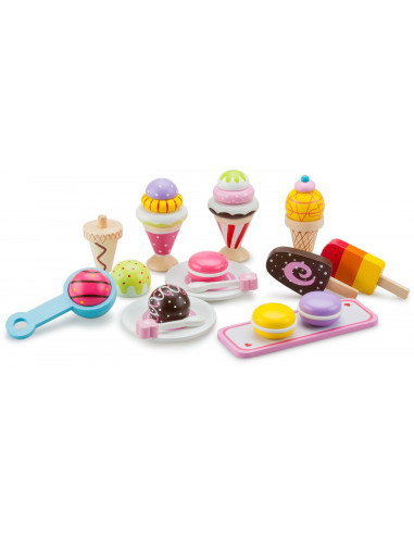 Luxe IJs Set New Classic Toys...