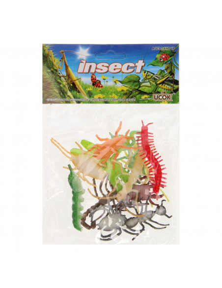 Insecten, 12st.