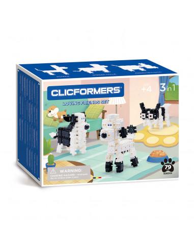 Clicformers Loving Friends Set,79dlg.
