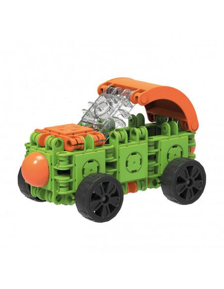 Clicformers Craft Set Groen,25dlg.