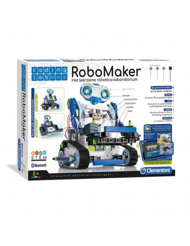 Clementoni Coding Lab - Robomaker...