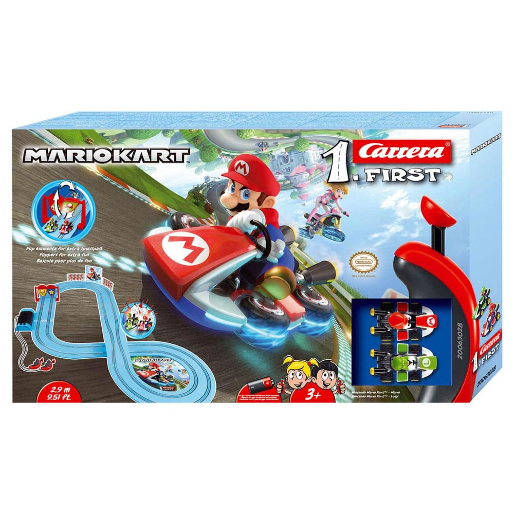 Carrera First Racebaan - Mario Kart
