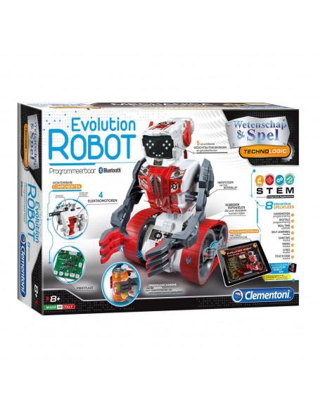 Clementoni Wetenschap & Spel - Evolution Robot