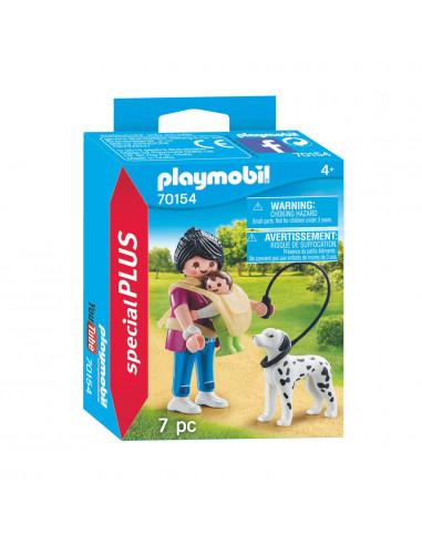 Playmobil 70154 Mama met Baby