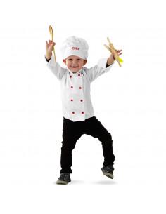 Verkleedset Top Chef - S