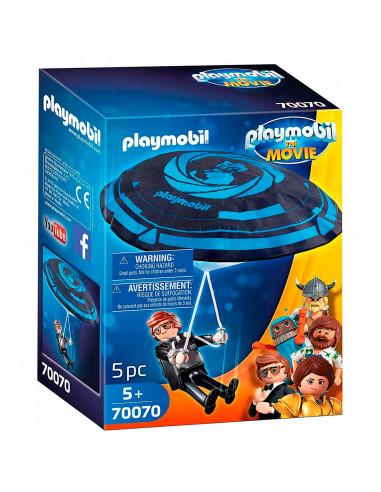 Playmobil the Movie 70070 Rex Dasher...