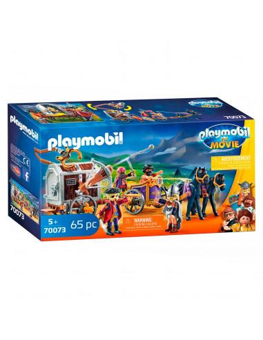 Playmobil the Movie 70073 Charlie met...