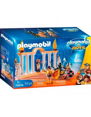 Playmobil the Movie 70076 Keizer...