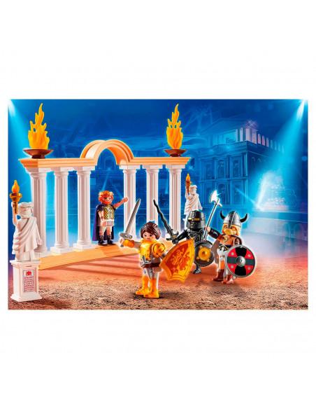 Playmobil the Movie 70076 Keizer Maximus in het Colosseum