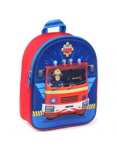 Brandweerman Sam 3D Rugzak