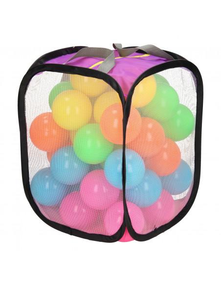 Speelballen in Opbergnet, 45st
