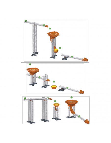 Clementoni Action & Reaction - Trampoline