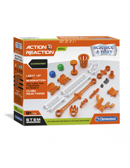 Clementoni Action & Reaction - Uitbreidingsset