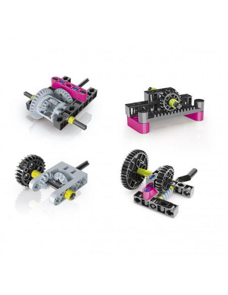 Clementoni Wetenschap & Spel Mechanica - Jeep Safari