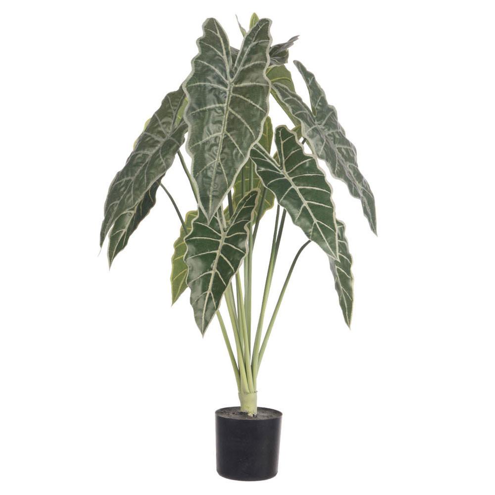 Kunstplant 'Grand Syngonium' in Pot, 81cm