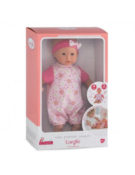 Corolle Mon Premier Poupon Interactieve Babypop, 30cm