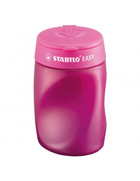 STABILO Easy 3-in-1 Rechts Puntenslijper - Roze