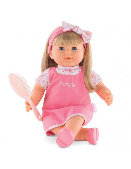 Corolle Mon Grand Poupon Babypop met Haar - Adele, 36cm