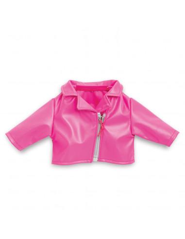 Ma Corolle - Leren Poppenjas Roze