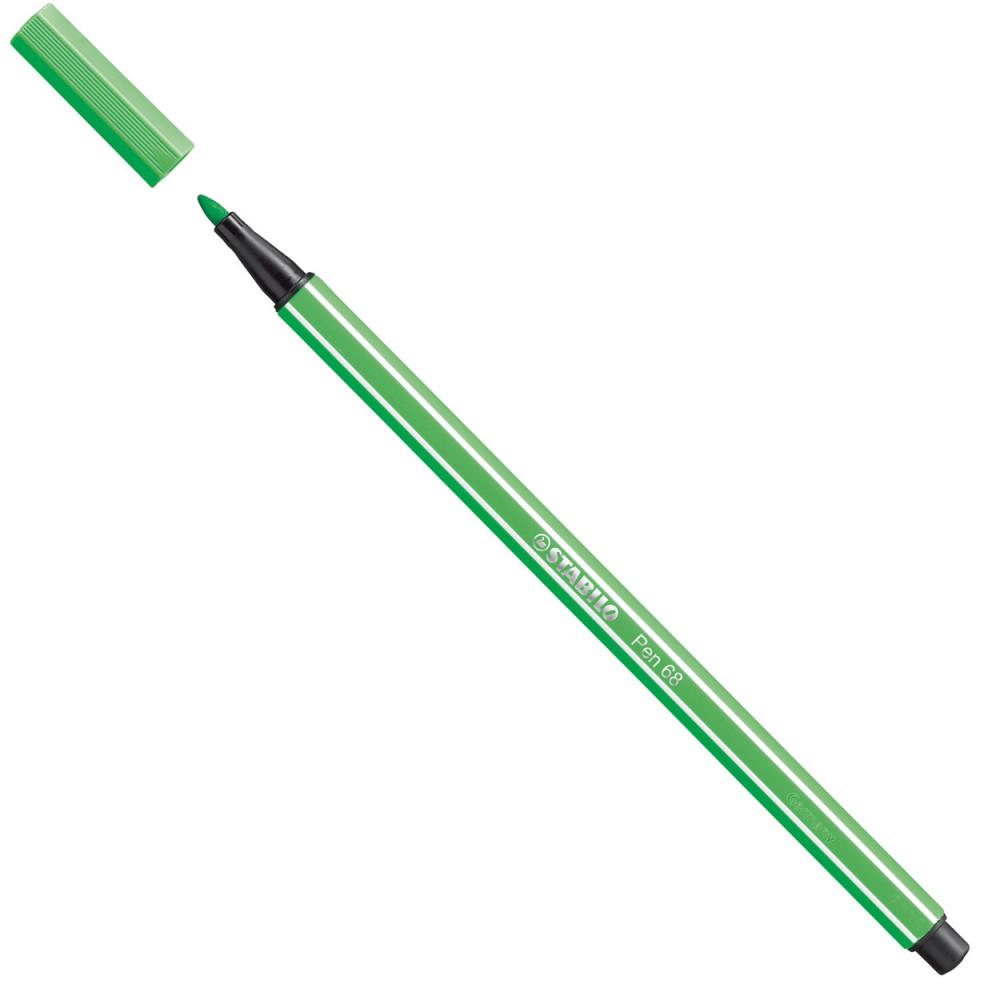 STABILO Viltstift - Licht Smaragdgroen (68/16)