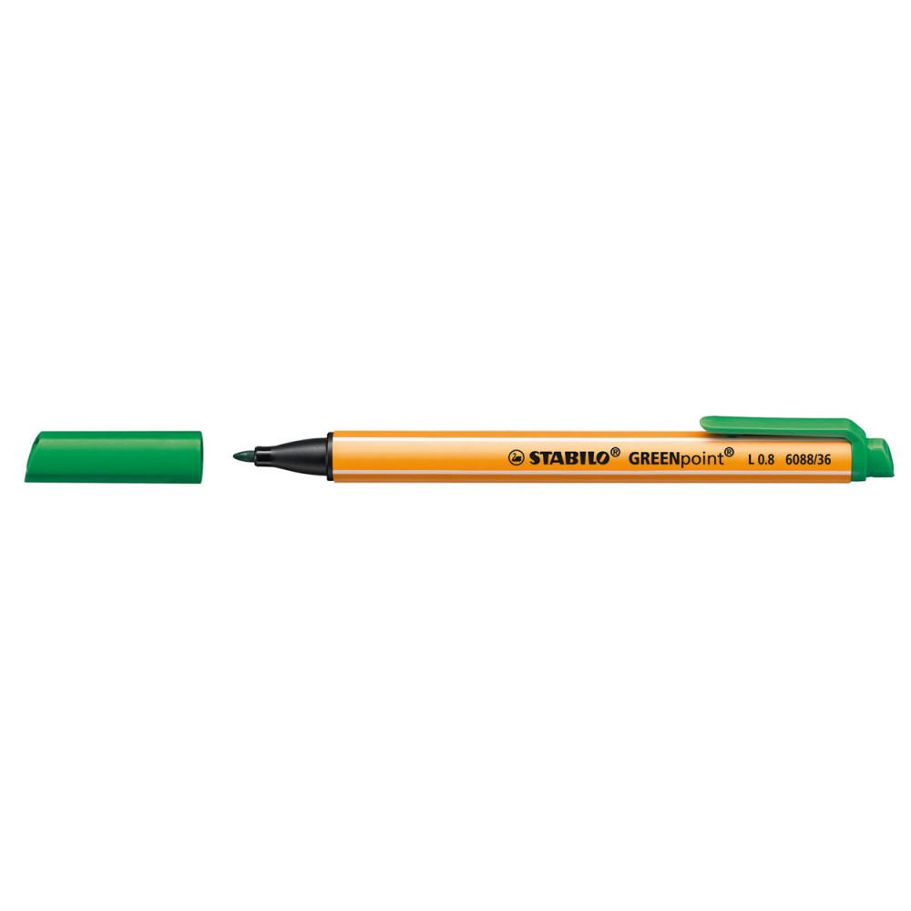 STABILO GREENpoint - Groen