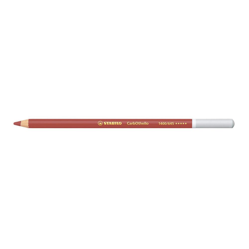 STABILO CarbOthello Pastelpotlood - Caput Mortuum Red