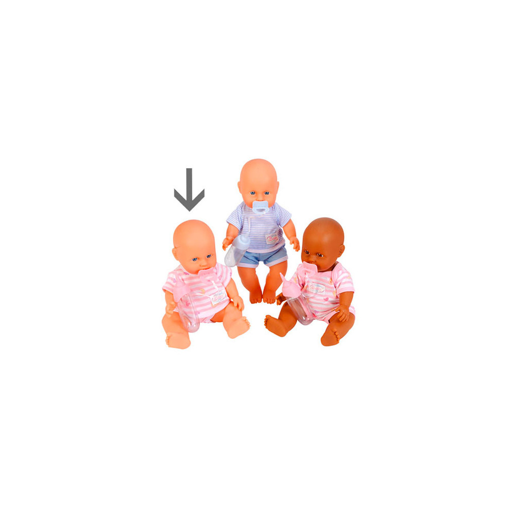 New Born Baby Roze Blank