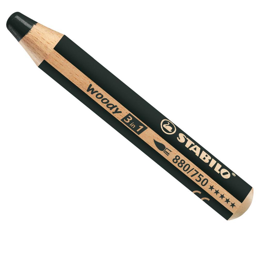 STABILO Woody 880 3in1 - Zwart