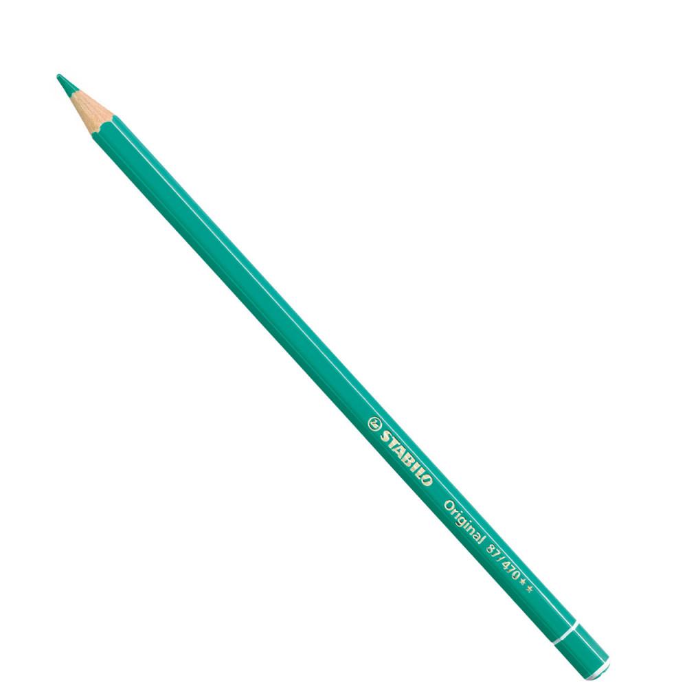 STABILO Original Potlood - Turquoise (87/470)