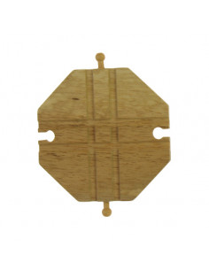 BigJigs houten Rails Kruisingplateau