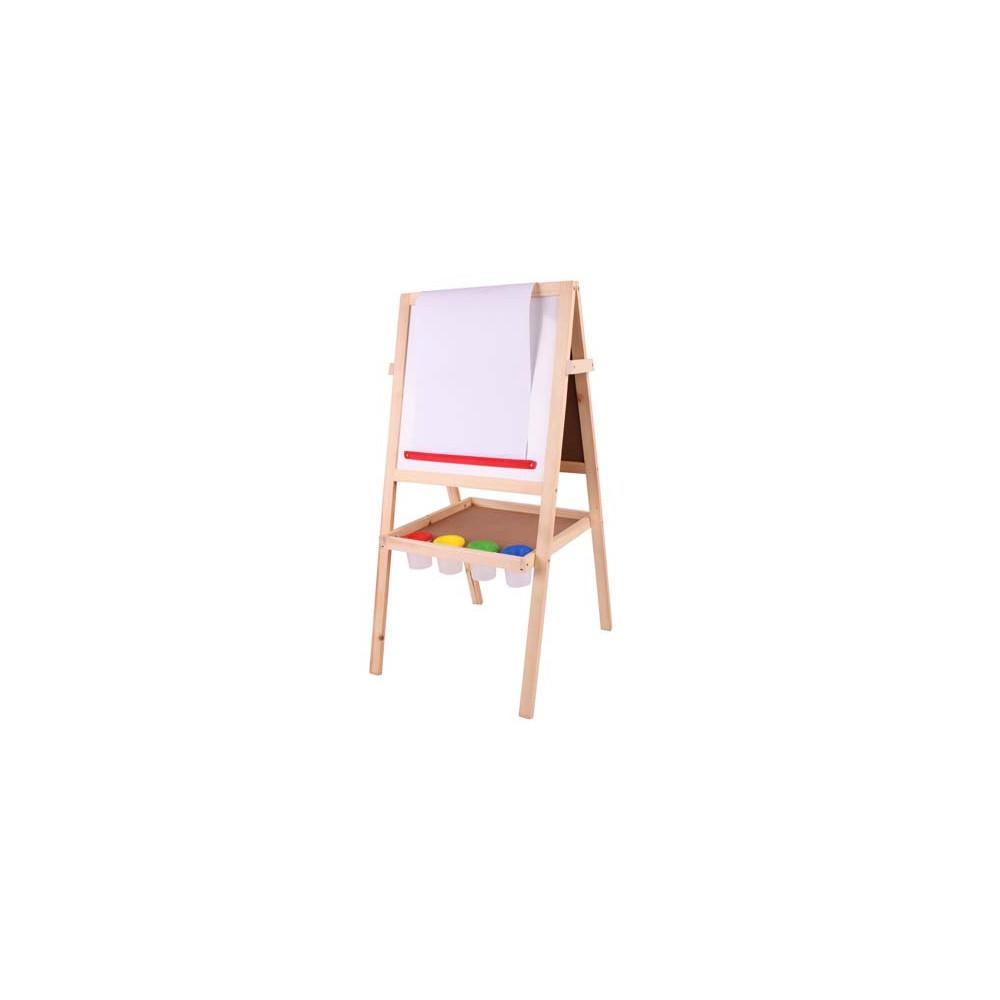 BigJigs houten Krijt- Tekenbord