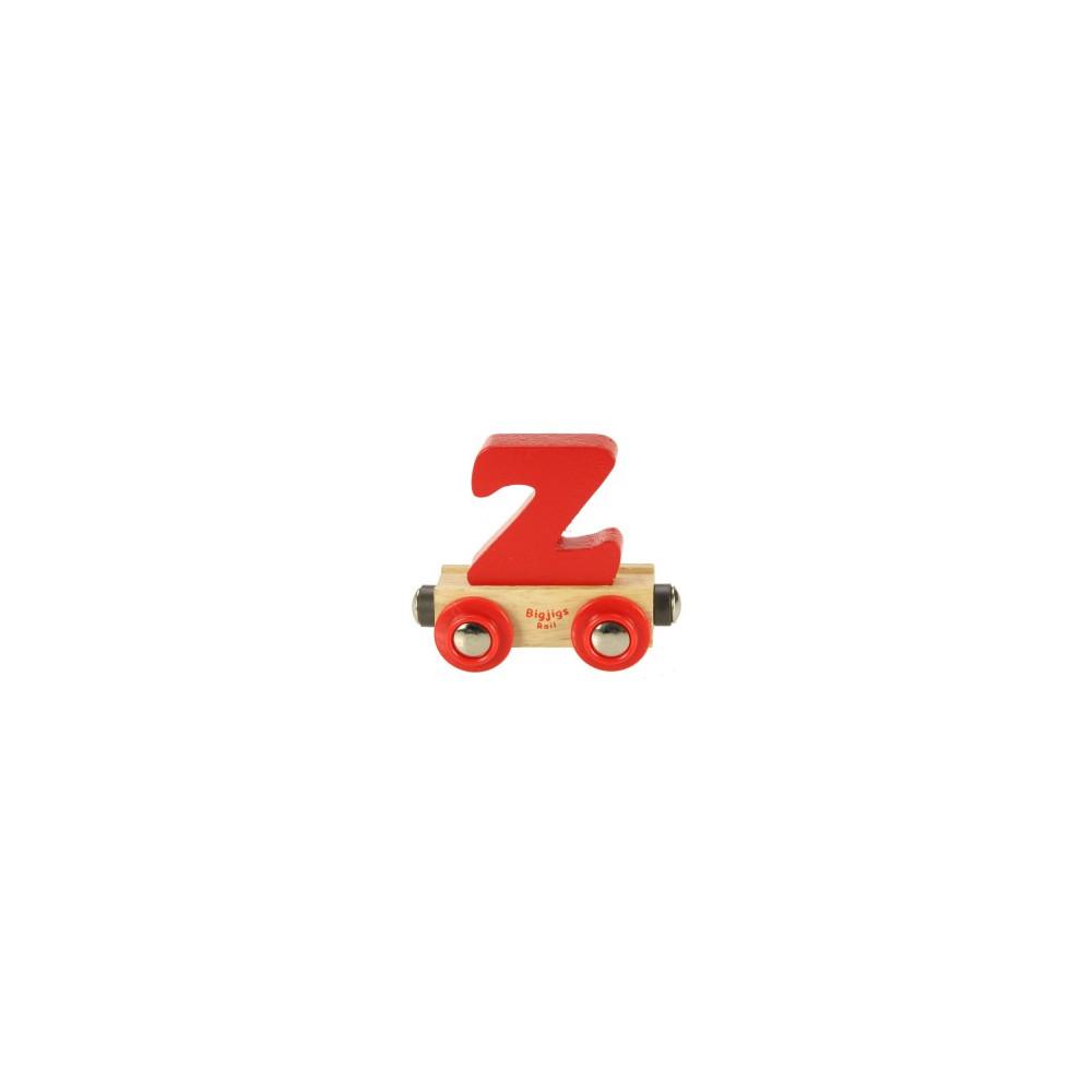 Lettertrein - Z