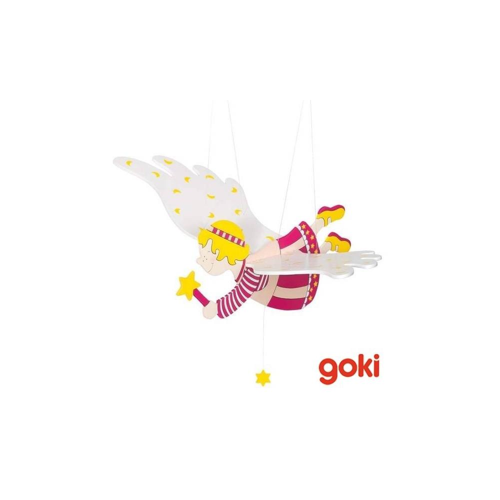 Goki Houten Mobiel Engel
