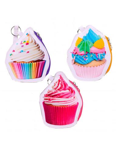 Create It! Portemonnee Cupcake