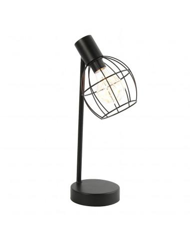 Tafellamp LED Heiko zwart