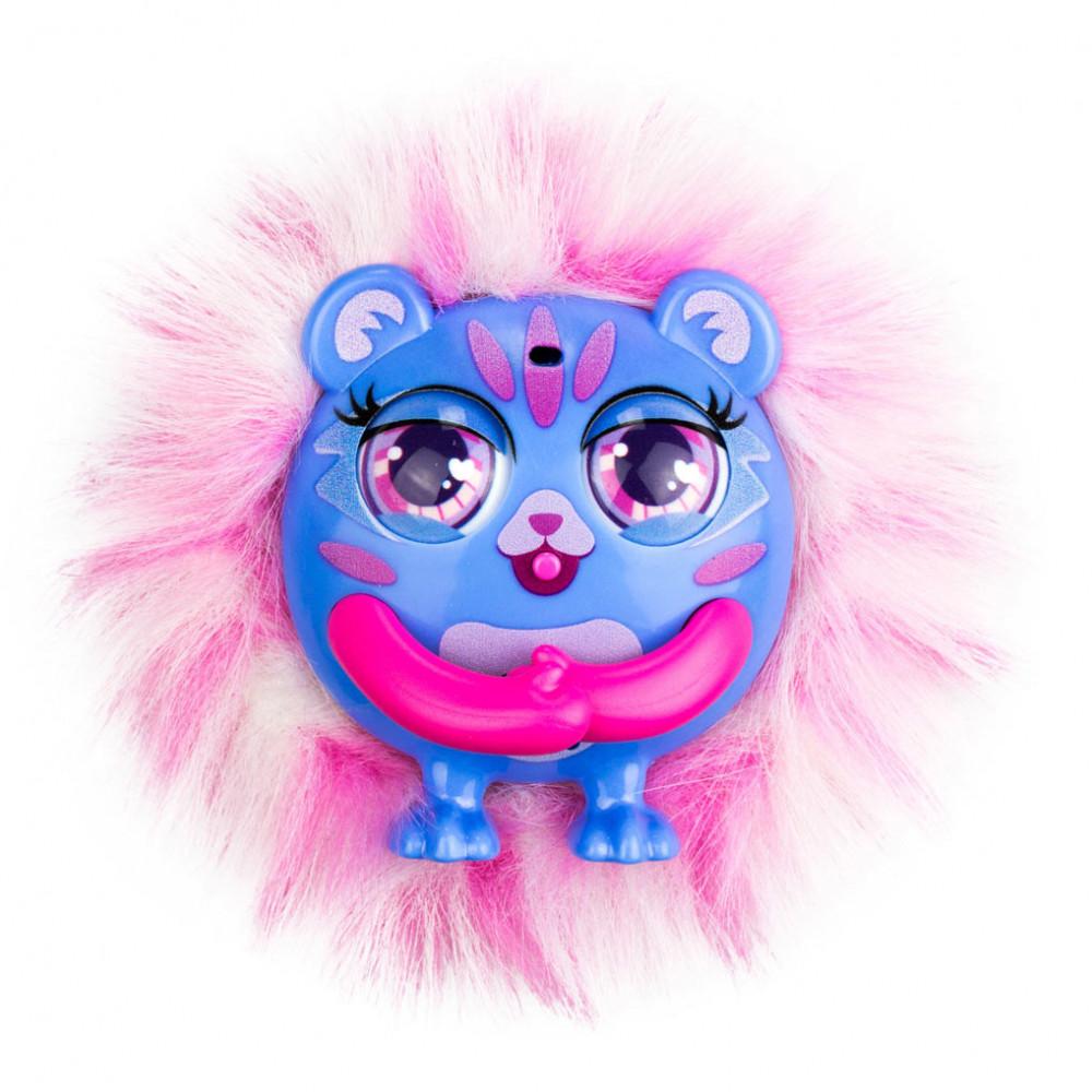 Tiny Furries - Donkerblauw/Roze