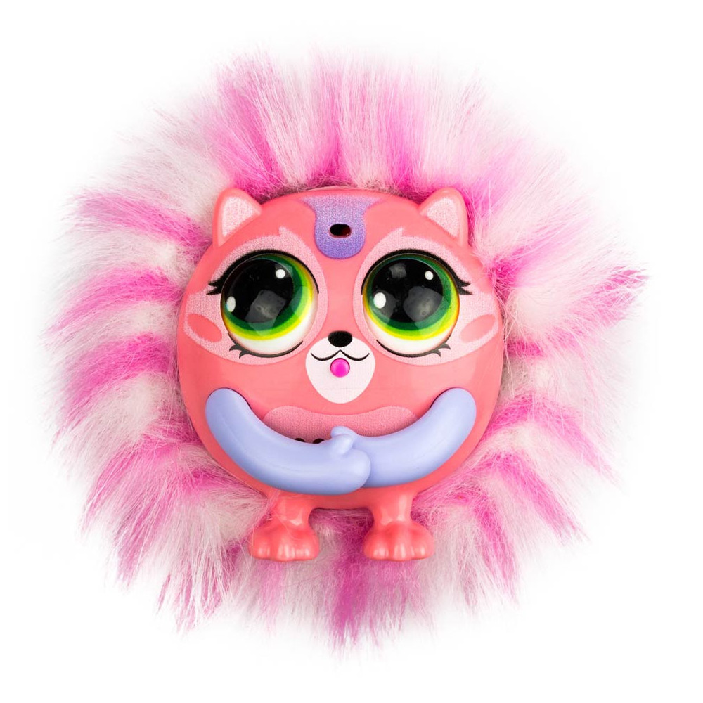 Tiny Furries -  Licht Roze/Paars