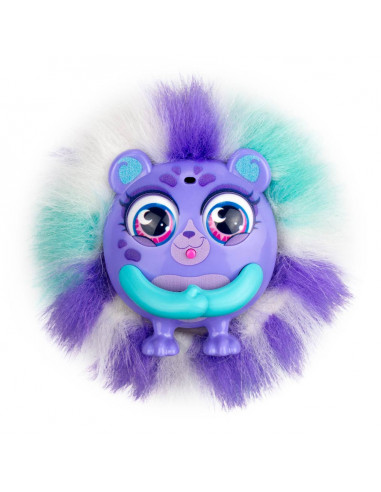 Tiny Furries - Paars/Blauw