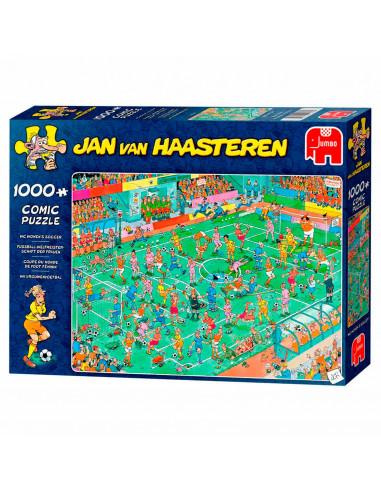 Jan van Haasteren Puzzel - WK...