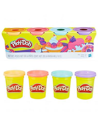 Play-Doh Kleuren Potjes Zoete...