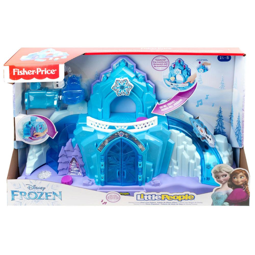 Fisher Price Little People - Disney Prinses Elsa's IJspaleis